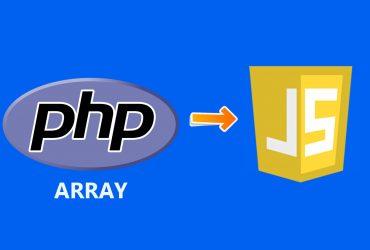 Kirim Data Array PHP ke Javascript