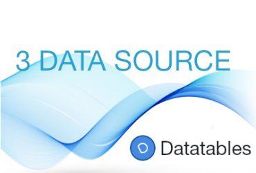 Cara menampilkan data pada datatables