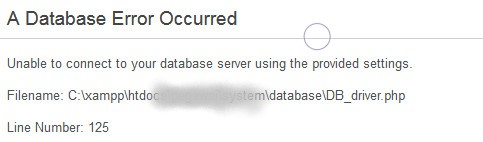 Mengatasi unable to connect your database server using the provided settings
